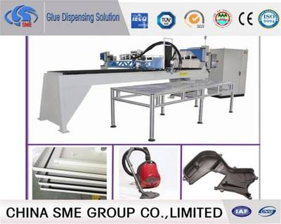 Silicon Foam Dosing and Potting Machine