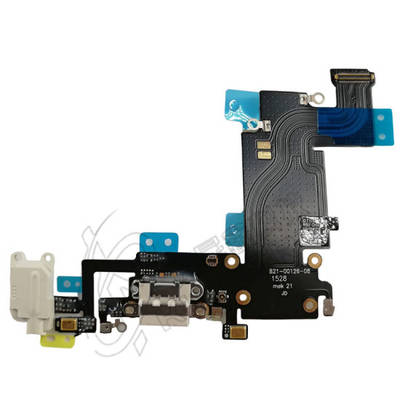 USB Charging Flex Charger Dock Port Connector Flex Cable for iPhone 6sp Mobile Phone Parts