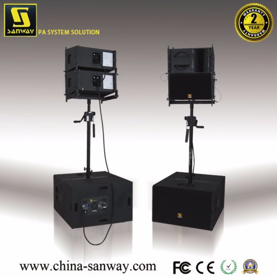 Vr10&S30 10 Inch Tops and 15 Inch Subs Professional Powered Active Line Array System, Professional I