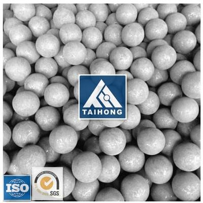 2.5 Inch Forged Grinding Balls From Taihong Made in China