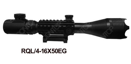 4-16X50 Air Gun Riflescope Telescopic Sight