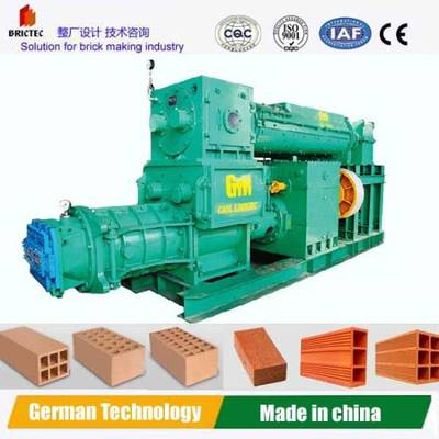 Brick Making Machine in Full Automatic Clay Brick Plant