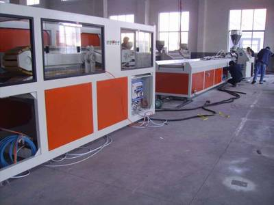 Good Performance PVC/PP Plate/Sheet Production Line