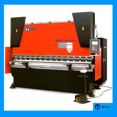 Hpbk3 Series CNC Press Brake