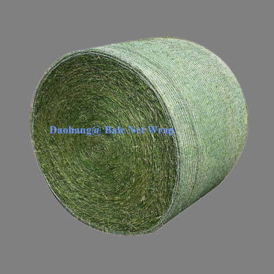 100% Virgin HDPE Bale Net Wrap for Round Hay