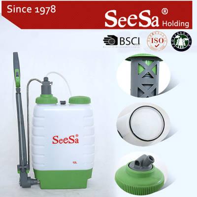 12L Knapsack/Backpack Manual Hand Pressure Agricultural Sprayer (SX-LK926)