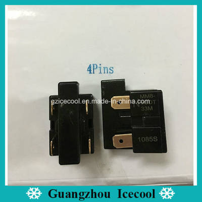 4 Pin PTC Starter Relay Pl7