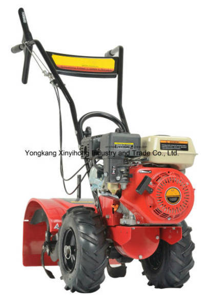 6.5HP Agricultural Rotary Tiller with Ce Approval