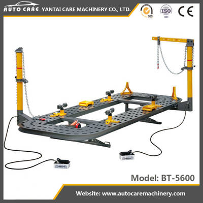 China Hot Produce Certified Auto Body Repair Frame Machine