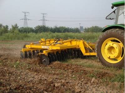 Disc Harrow (1BZDZ-4.4) , Harrow for Tractor