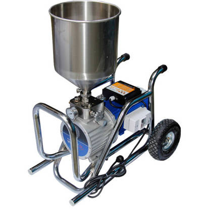 High Pressure Electric Airless Putty Spraying Painting Machine for Sale