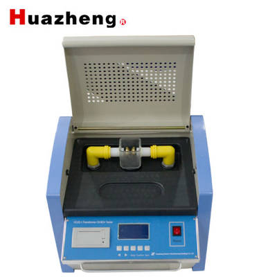 Table-Top Newly Digital Operation Rapid Transformer Oil Test Kit