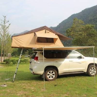 3-4 Persons Type Camping Car Roof Top Tent