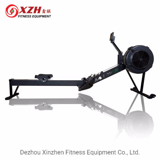 Commercial Fitness Rowing Machine/ Air Indoor Rower for Gym Club