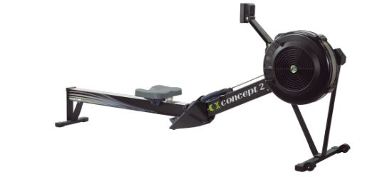 Commercial Level USA Original Concept 2 Rowing Machine with Crossfit Training