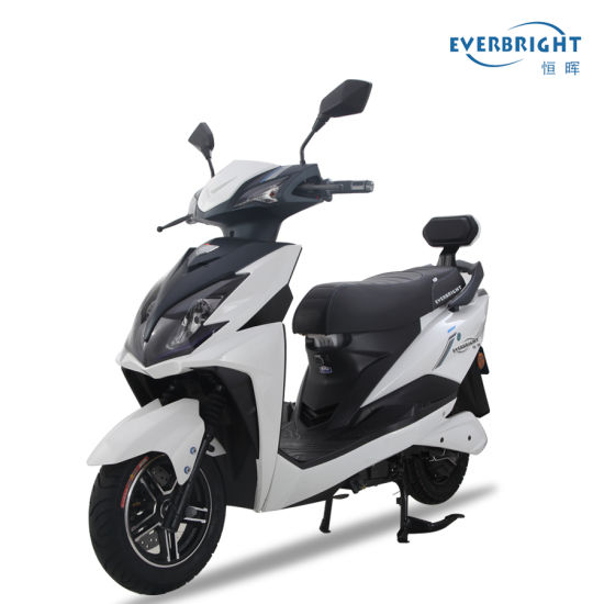 EEC Approved E-Scooter Motorcycle Lithium Power Bicycle Scooter From China