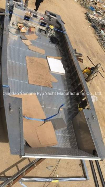Factory Direct Sale 10m Aluminum Landing Boat for Shallow Water