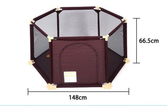 Manufacturer Baby Safety Products Crib Baby Game Fence Baby Play Yard Baby Playpen Children Play Fen