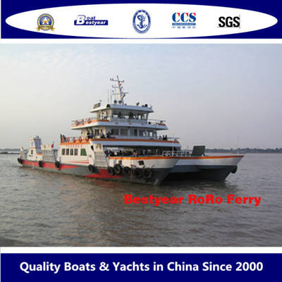 Roro Ferry Ship