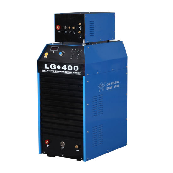 400AMPS metal aluminum stainless steel industrial cutting IGBT inverter air plasma cutter with CE