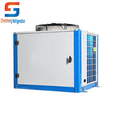 Box U Type 5HP Air Cooler Condenser for Cold Room