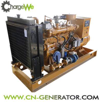 China Brand Biogas Biomass Gas Natural Gas Generator Set (20-100kw)