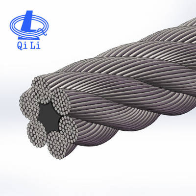 Hot Sales Galvanized Steel Wire Rope for Bridge