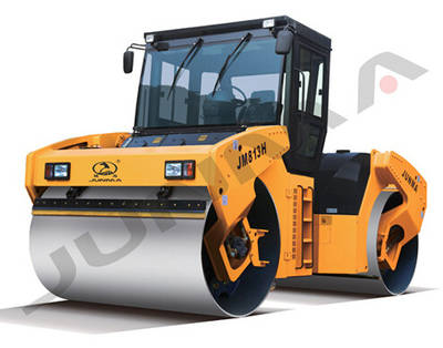 Road Roller 13 Ton Full Hydraulic Vibratory Road Roller (JM813H)