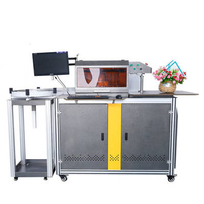 Three-in-One CNC Automatic Channel Letter Bending Machine for Advertising
