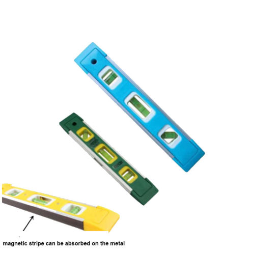 "9"" Magnetic Torpedo Level Mini Level"