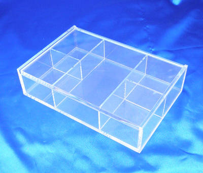 Customize Necklace Storage Box Acrylic Jewelry Display