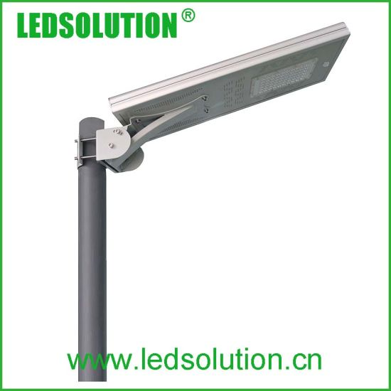 Nc 30W Intelligent PIR Senor All-in-One Solar Light