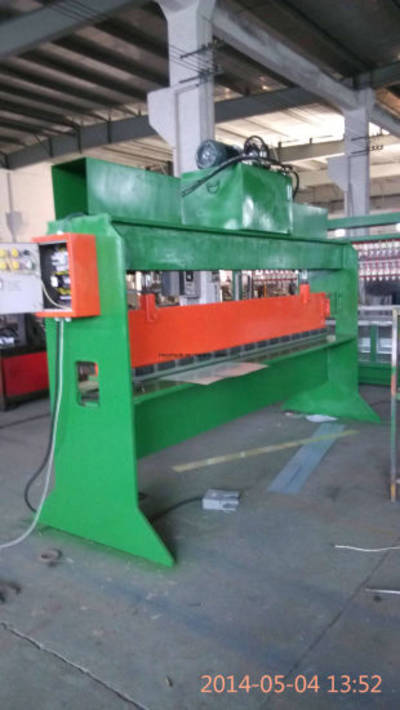 Solar Water Heater Outer Tank Production Line--Double Row Die Bending Machine pictures & photos