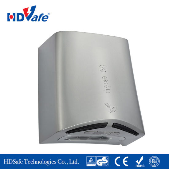 Warm Air Hand Dryers 240V Best Sale Safe Hand Drying Stainless Steel Hygienic Hand Dryer