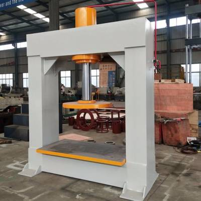 100 Ton/120 Ton /160 Ton /200 Ton Hydraulic Forklift Tyre Changer Solid Tire Press Machine