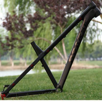 26/27.5er Aluminum Dirt Jump 4X BMX Hardtail Mountain Bike Frame