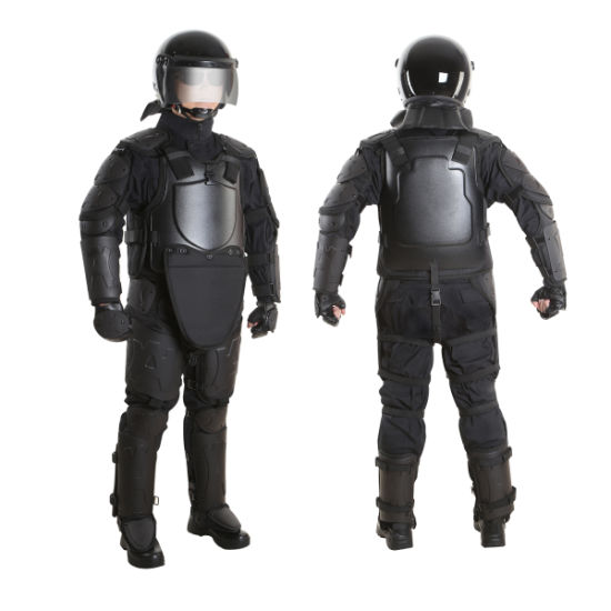 Anti-Riot Suit with Anti Flame Function (FBF-L)
