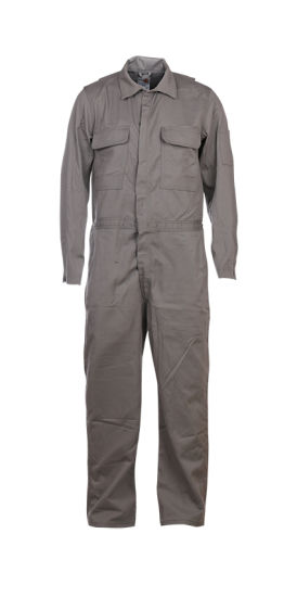 Flame Resistant Light Weight Coverall