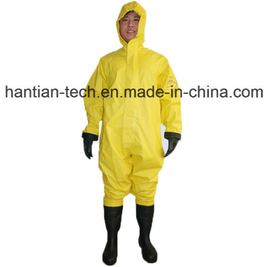 Grade 1/2/3 Anti Fire and Anti-Chemical Suit for Personal (2WP)
