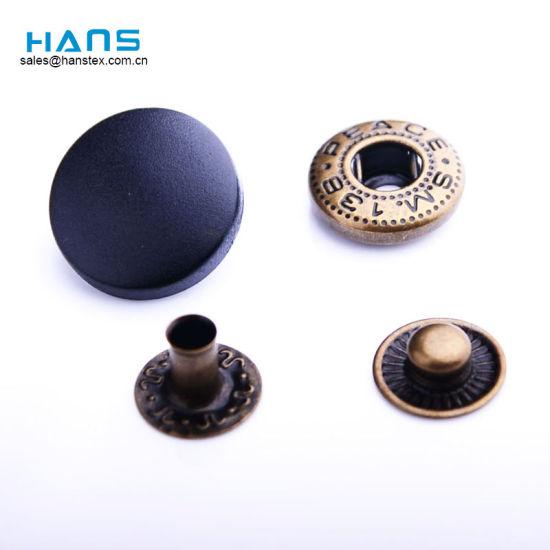Hans Factory Wholesale New Design 10mm Fashion Snap Button pictures & photos