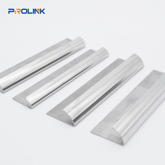 House Decorative Stainless Steel Chrome Surface Tile Edge Trim