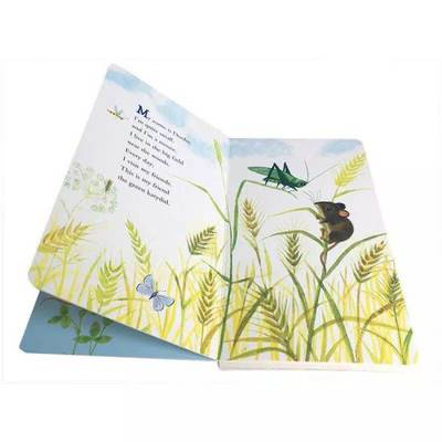 OEM Attractive Children′s Catalog Hardcover Paper Board Book Printing Service pictures & photos