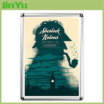 A4 Size Aluminium Snap Poster Frame pictures & photos