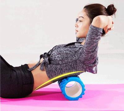 EVA Yoga Pilate Foam Roller