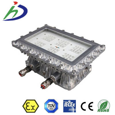 Gas and Dust Chemical Industry Explosion Proof Lightings