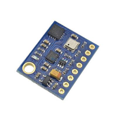 Gy-89 10dof L3gd20 Lsm303D BMP180 Gyro Accelerometer Magnetometer Barometer Sensor Board Module for