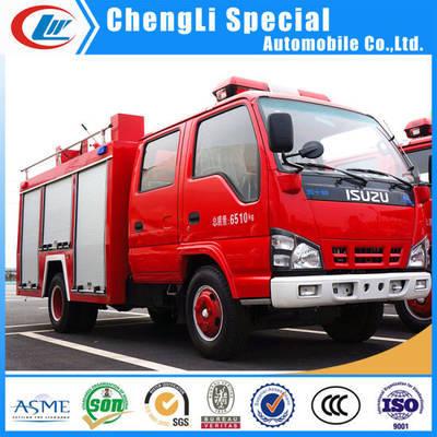 Japan Brand Isuzu Remote Control Fire Truck