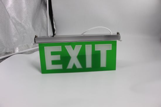 أحدث تصميم راحة مخرج الطوارئ الإضاءة مصباح الطوارئ بالجملة على Topchinasupplier Com