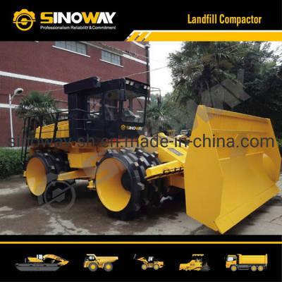 20- 33 Ton Landfill Compactor, Refuse Compactor, Trash Compactor