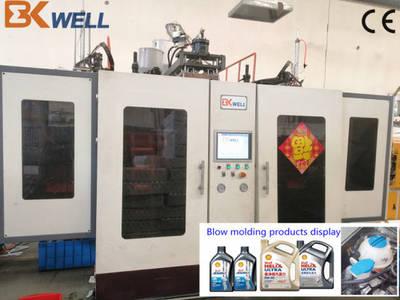 5L-20L PE Plastic Oil Bottle, Lubrication Oil Bottle, Cooling Water Tank Making Blow Molding Machine